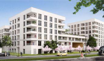 Cenon : programme immobilier neuf « Sakura » en Loi Pinel