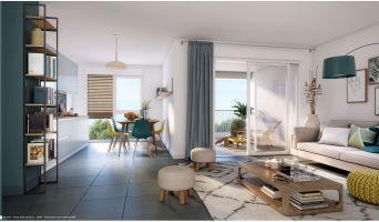 Cenon programme immobilier neuve « Sakura » en Loi Pinel  (3)