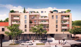 Photo du Résidence « SymbiOz - Bât. A » programme immobilier neuf en Loi Pinel à Cenon