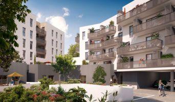 Photo du Résidence « Symbioz » programme immobilier neuf en Loi Pinel à Cenon
