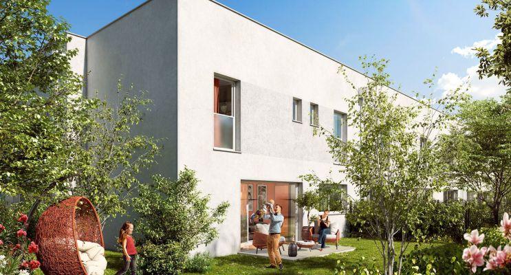 Résidence « Augusta » programme immobilier neuf en Loi Pinel à Eysines n°1