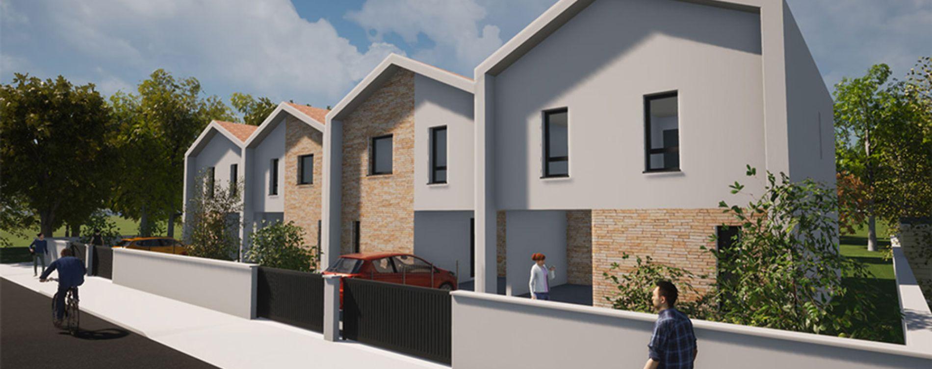 Eysines : programme immobilier neuve « Clos Rubens » en Loi Pinel