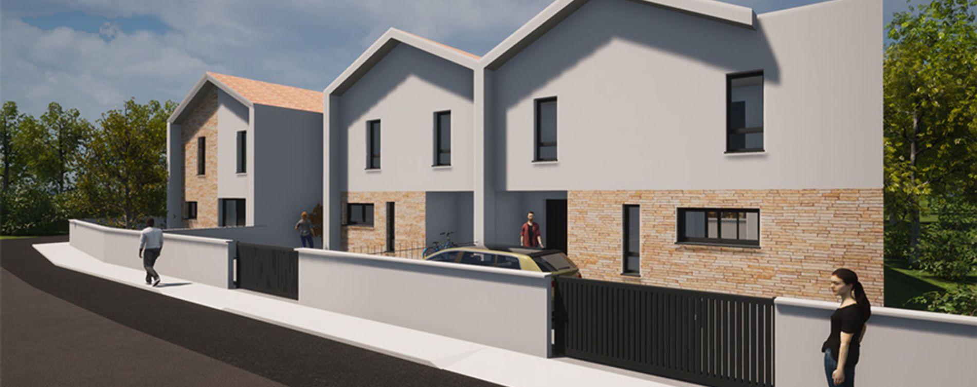 Eysines : programme immobilier neuve « Clos Rubens » en Loi Pinel (2)