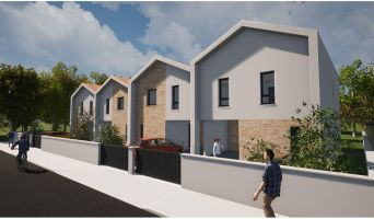 Eysines : programme immobilier neuf « Clos Rubens » en Loi Pinel