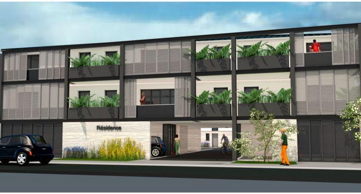 Photo du Résidence « Le Domaine d'Hestia » programme immobilier neuf en Loi Pinel à Eysines