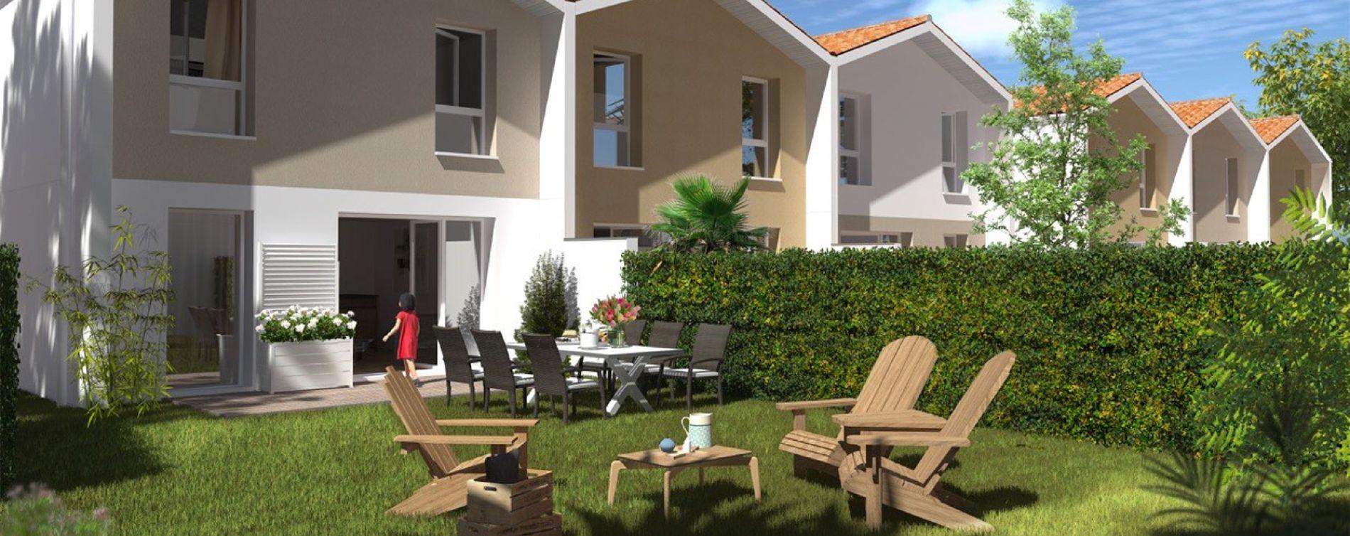Résidence Villas Anthélia à Eysines
