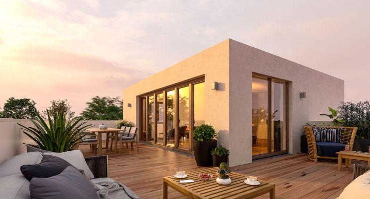 Résidence « Eqlo » programme immobilier neuf en Loi Pinel à Floirac n°1