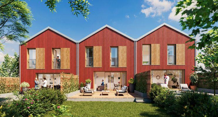 Résidence « Eqlo » programme immobilier neuf en Loi Pinel à Floirac n°3