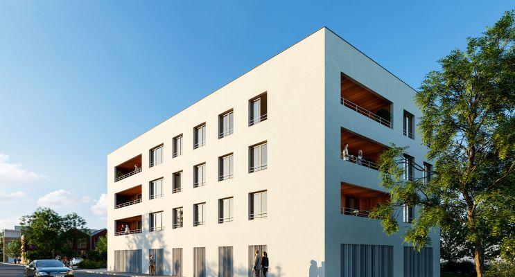 Résidence « Eqlo » programme immobilier neuf en Loi Pinel à Floirac n°4