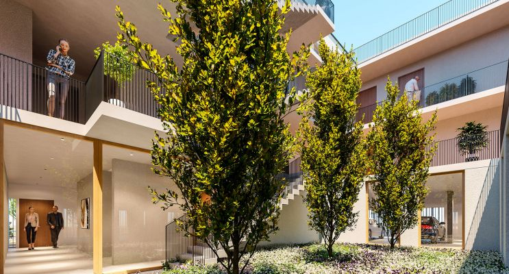 Résidence « Eqlo » programme immobilier neuf en Loi Pinel à Floirac n°5