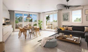 Floirac programme immobilier neuve « Linaé » en Loi Pinel  (3)