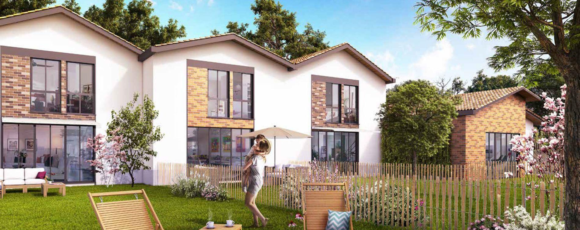 Gradignan : programme immobilier neuve « Domaine de Castéra »