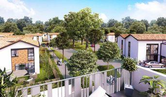 Résidence « Domaine De Castéra » programme immobilier neuf en Loi Pinel à Gradignan n°3