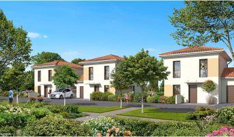 Gradignan programme immobilier neuve « Domaine du Haut Vigneau » en Loi Pinel  (4)