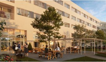 Gradignan : programme immobilier neuf « I-Art »