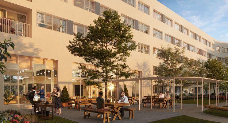 Gradignan programme immobilier neuf « I-Art »
