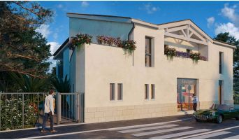Résidence « L'Ecrin » programme immobilier neuf en Loi Pinel à Gradignan n°2