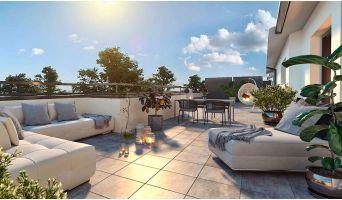 Résidence « L'Ecrin » programme immobilier neuf en Loi Pinel à Gradignan n°3
