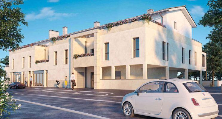 Résidence « L'Ecrin » programme immobilier neuf en Loi Pinel à Gradignan n°1