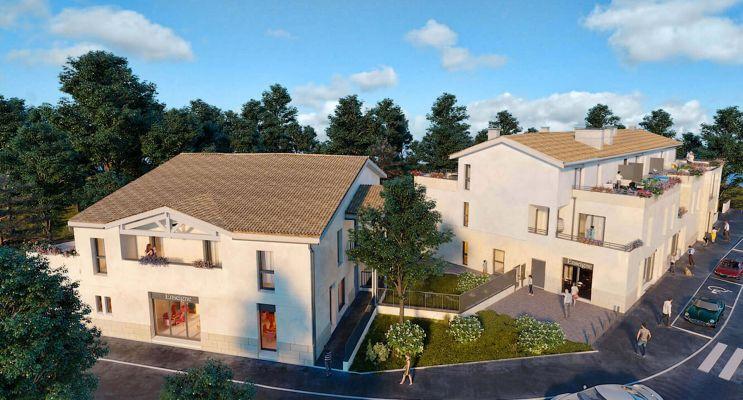 Résidence « L'Ecrin » programme immobilier neuf en Loi Pinel à Gradignan n°4