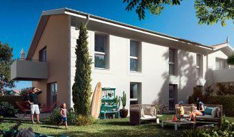 Résidence « Horizon Nacre » programme immobilier neuf en Loi Pinel à Gujan-Mestras n°1