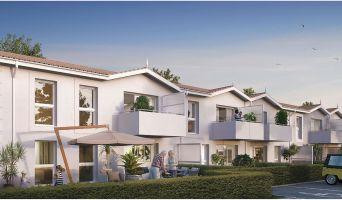 Résidence « Horizon Nacre » programme immobilier neuf en Loi Pinel à Gujan-Mestras n°2