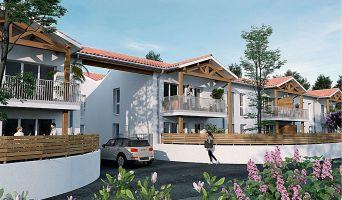 Résidence « Opus One » programme immobilier neuf en Loi Pinel à Gujan-Mestras n°1