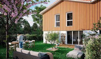Résidence « Opus One » programme immobilier neuf en Loi Pinel à Gujan-Mestras n°2