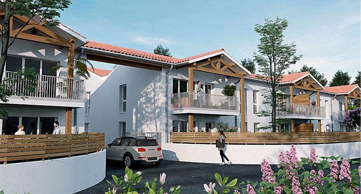 Photo du Résidence « Opus One » programme immobilier neuf en Loi Pinel à Gujan-Mestras