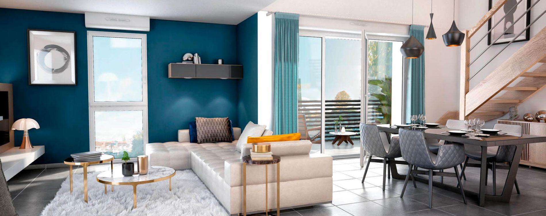 Gujan-Mestras : programme immobilier neuve « Programme immobilier n°214279 » (3)