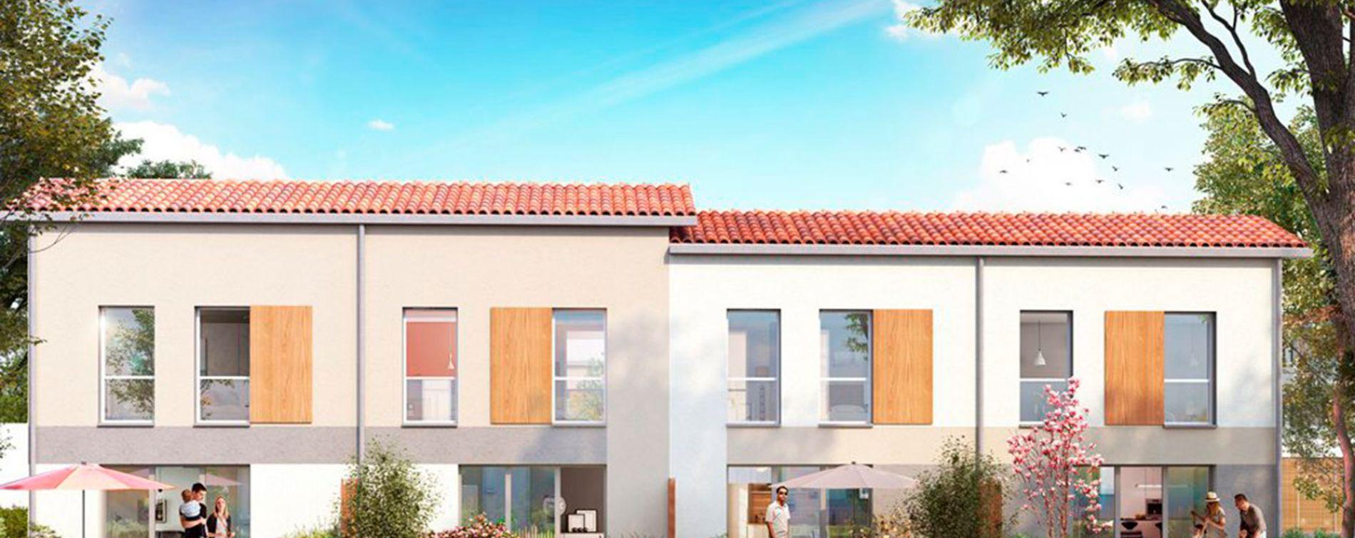 Izon : programme immobilier neuve « Dolce Villa » (2)