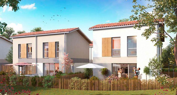Photo du Résidence « Dolce Villa » programme immobilier neuf en Loi Pinel à Izon
