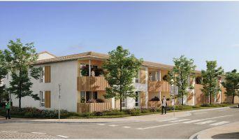 La Brède programme immobilier neuve « L'Etoffe »