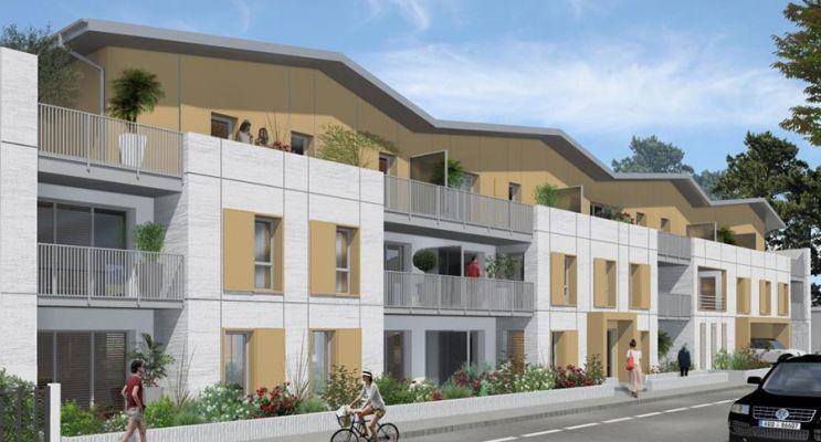 Photo n°1 du Résidence « Estrella » programme immobilier neuf en Loi Pinel à La Teste-de-Buch