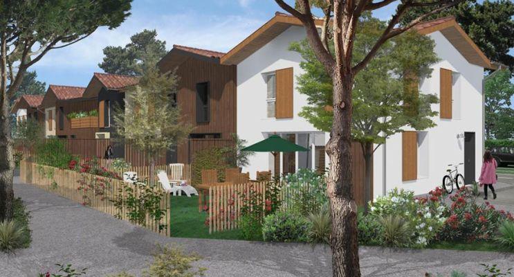 Photo n°2 du Résidence « Estrella » programme immobilier neuf en Loi Pinel à La Teste-de-Buch