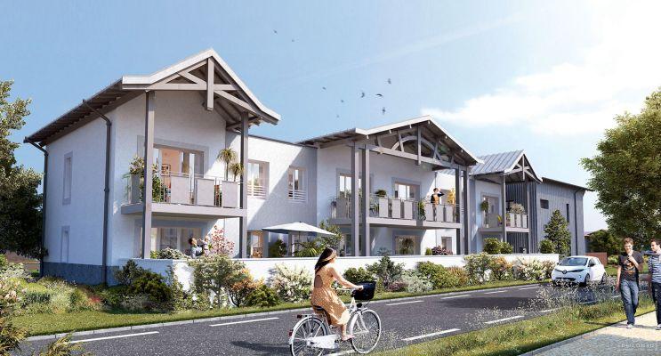 Photo du Résidence « Le Parc de la Séoube Bât. 7 » programme immobilier neuf en Loi Pinel à La Teste-de-Buch