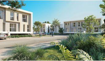 La Teste-de-Buch : programme immobilier neuf « Oyat » en Loi Pinel