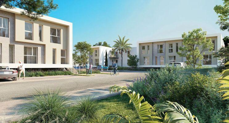 La Teste-de-Buch programme immobilier neuf « Oyat » en Loi Pinel
