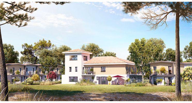 Photo du Résidence « SO'Dune » programme immobilier neuf en Loi Pinel à La Teste-de-Buch