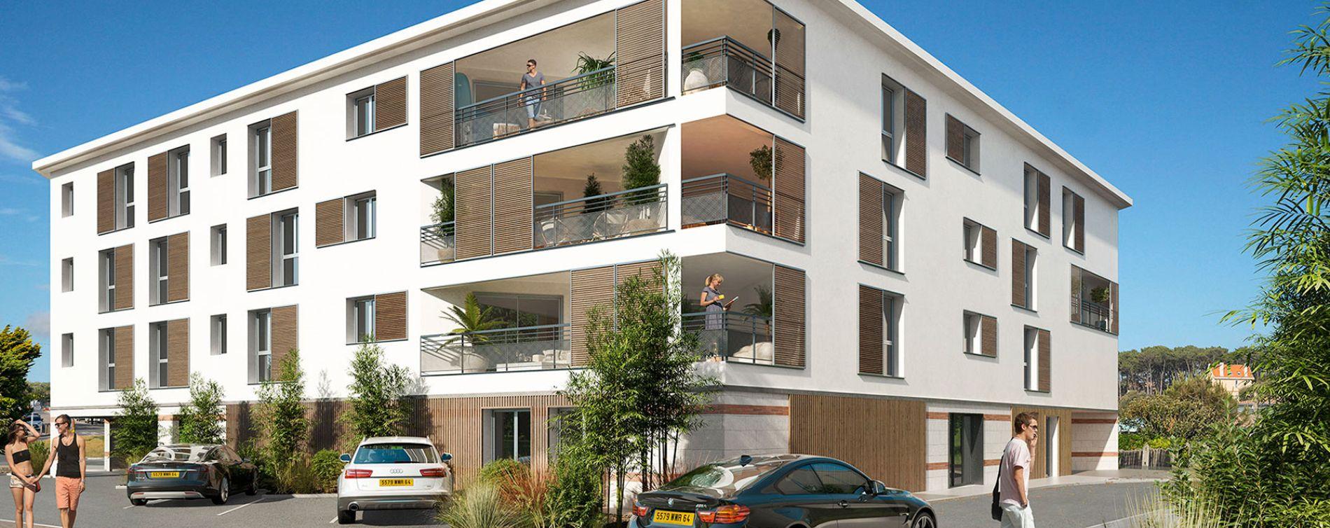 Résidence Le Rooftop à Lacanau