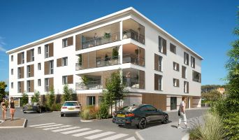 Photo n°2 du Résidence « Le Rooftop » programme immobilier neuf à Lacanau