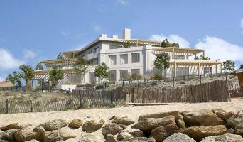 Lacanau programme immobilier neuve « L'Oyat »