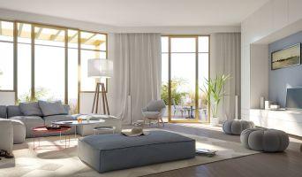 Lacanau programme immobilier neuve « L'Oyat »  (3)