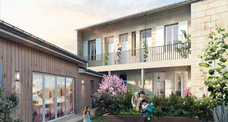 Résidence « 3 Chemin De L'Estey » programme immobilier à rénover en Loi Pinel ancien à Latresne n°1