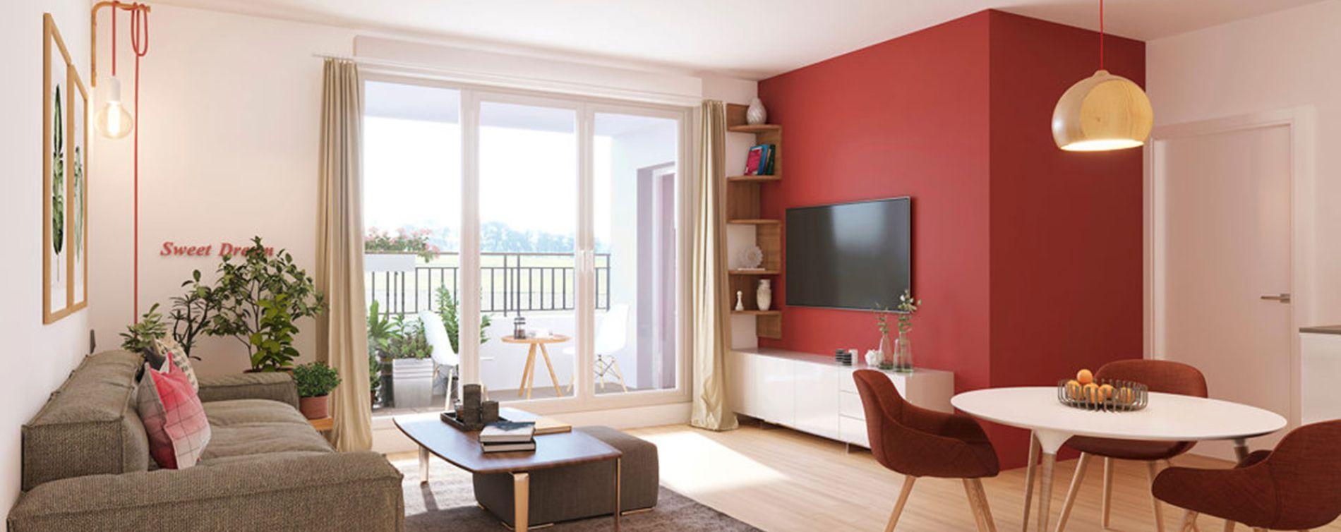 Le Barp : programme immobilier neuve « Plein'Eyre » (2)