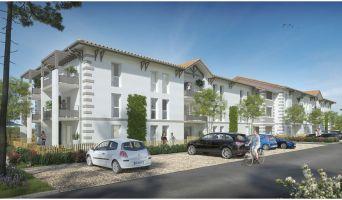 Le Barp : programme immobilier neuf « Plein'Eyre »