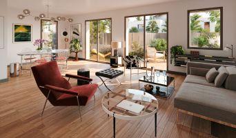 Le Bouscat : programme immobilier neuf « Le Carré de Sinople » en Loi Pinel