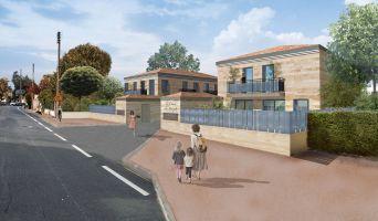 Résidence « Le Carré De Sinople » programme immobilier neuf en Loi Pinel à Le Bouscat n°2