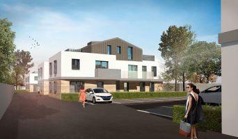 Résidence « Le Carré De Sinople » programme immobilier neuf en Loi Pinel à Le Bouscat n°3