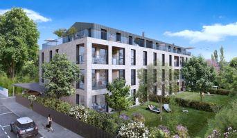 Le Bouscat : programme immobilier neuf « Le Saint-Louis » en Loi Pinel